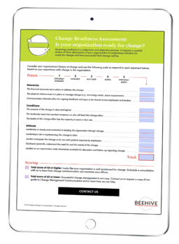 Readiness Assessment LP Image